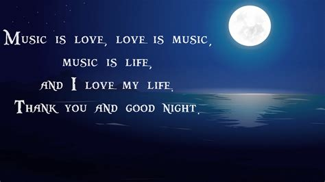 good themes quotes good night wallpapers hd with quotes and wishes
