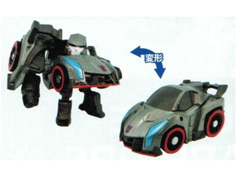Choro Q Qt 22 Drift q transformers g1 optimus prime megatron drift and skids revealed transformers news tfw2005