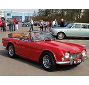 1965 Triumph TR4  Information And Photos MOMENTcar
