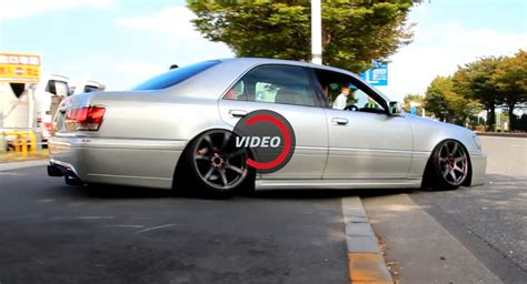 slammed cars slammed japanese cars vs their biggest nemesis is painful