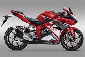 Honda 250cc 2017 Honda Cbr250rr Makes Its Debut Sport Rider