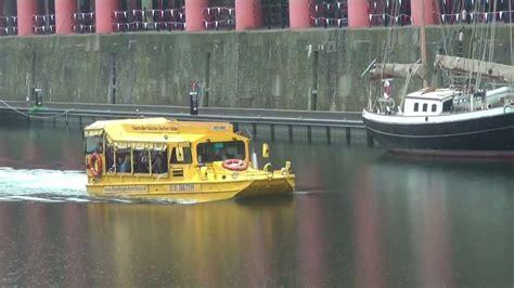 duck boat sinks youtube yellow duckmarine albert dock liverpool 12 6 13 3 days