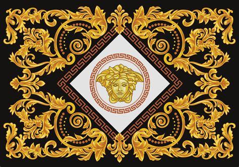 versace pattern image diamond versace vector download free vector art stock