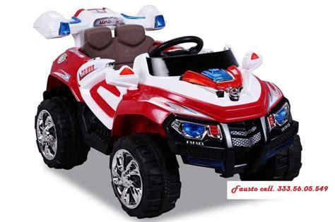 giochi di macchine con il volante macchina elettrica jeep per bambini 2 posti a fiano