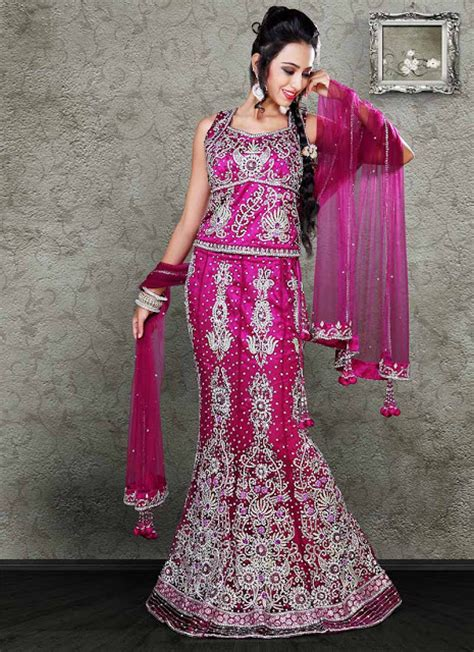 fish tail bridal lehenga choli bridal lehenga choli dress lehenga pk indian bridal lehnga choli collection 2013 2014 designer
