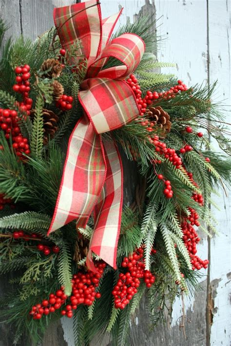 decorating wreath 35 d 233 cor ideas in traditional and green