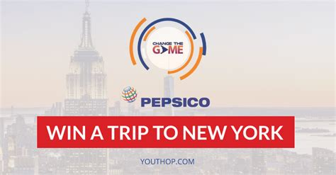 Pepsico Mba Internship Deadline by The Pepsico Change The Challenge 2017 Win A Trip To