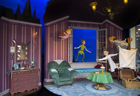 peter pan bedroom what to do at disneyland this may
