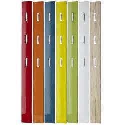 paneel garderobe wandgarderobe colorado rot office discount freude