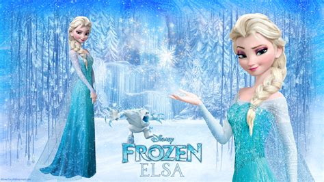 princess elsa wallpaper wallpapersafari