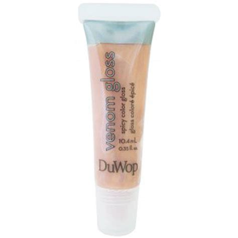 Duwop Duet Gloss And Highlighter And Makeup by Duwop Venom Gloss Buttercup 10 4ml Free Delivery