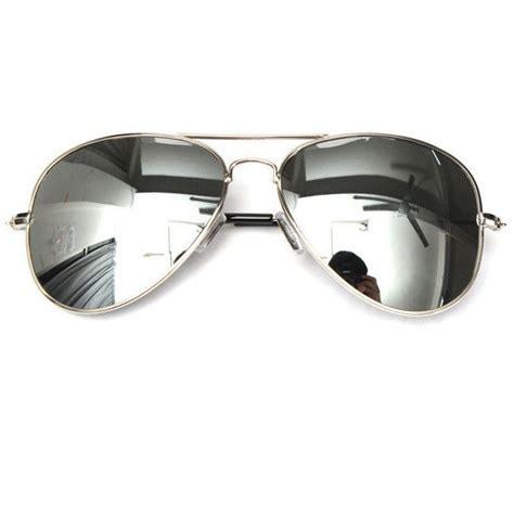 Mirror Metal Frame Sunglasses best 25 mirrored aviators ideas on ban