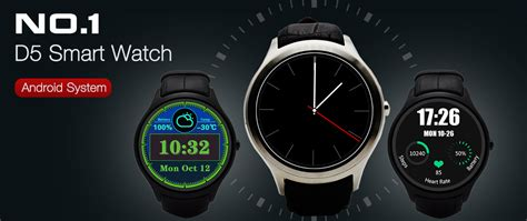Smartwatch No 1 D5 no 1 d5 everything that you need in a smartwatch