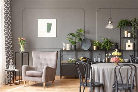 soggiorno moderno  bianco  grigio  idee  arredo