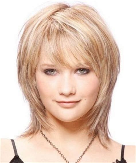 the awesome haircut for chubby face women regarding your