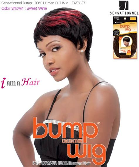 how to wash bump hair naturally growing step by step sensationnel easy 27 wig