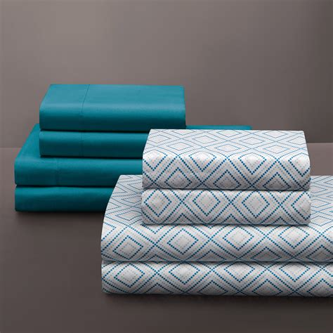 colormate  pk microfiber sheet set home bed bath bedding sheets