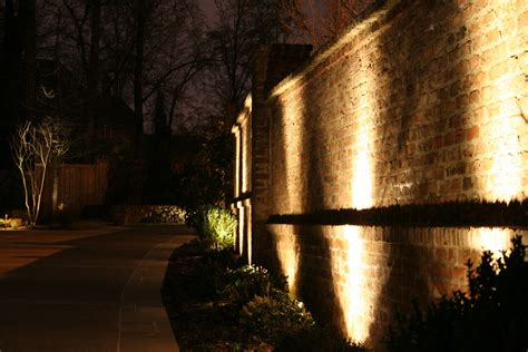 landscape lighting services image gallery