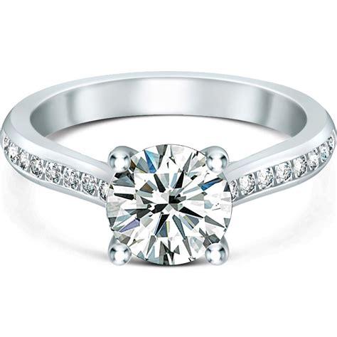 Wedding Favors: Awesome Diamond Engagement Ring Settings