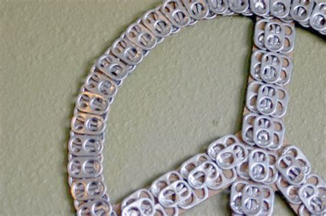 pop tab crafts projects can tabs hmmm crafts