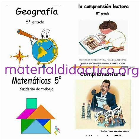 quinto de primaria cuaderno de trabajo geografia 2015 2016 cuadernos de trabajo quinto grado ciclo escolar 2015 2016