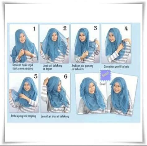 tutorial hijab dian pelangi segi empat tutorial hijab segi empat simple dian pelangi www imgkid