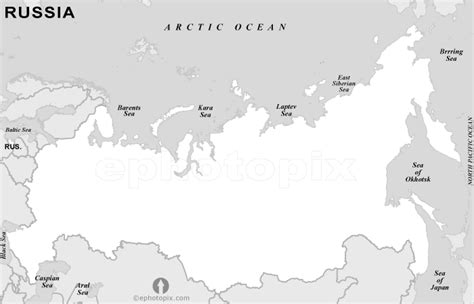 russia map black and white russia outline map black and white black and white