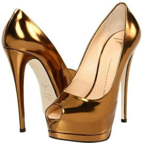 gold colored high heels 1000 images about color gold dorado on
