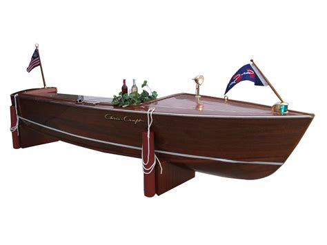 boat house bar simply superb 1958 17 chris craft wooden speed boat bar