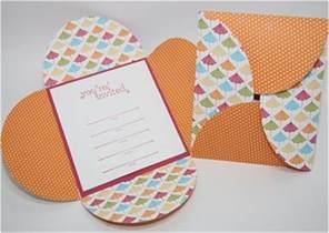 make invitation cards diy petal