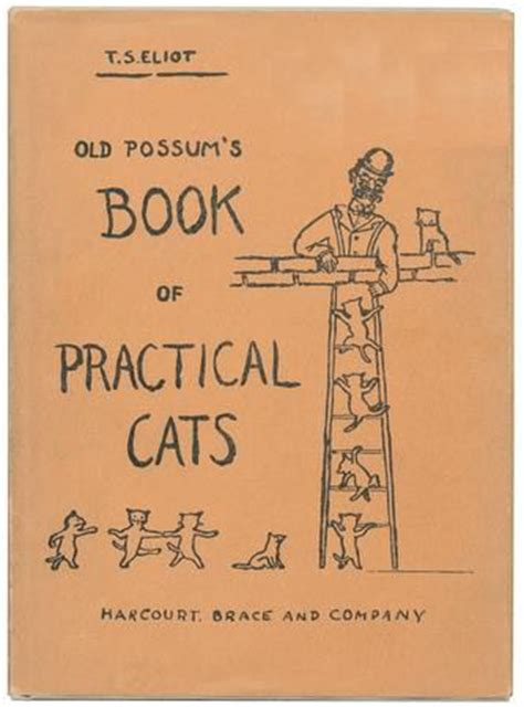 letters a collection of poems books quot possum s book of practical cats quot is a collection of