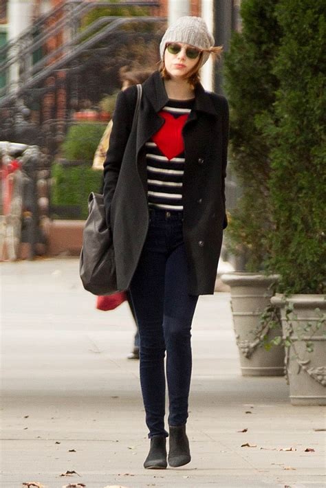 emma stone style emma stone style out in new york city november 2014