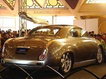hindustan motors new ambassador car quot king is back quot hindustan motors ambassador s new look