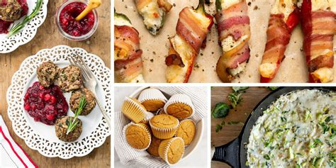 12 easy thanksgiving appetizers and recipes for 2018 thanksgiving appetizer ideas