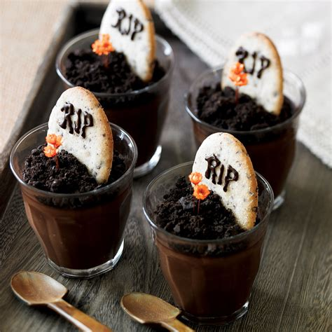 great halloween treats spooky dessert ideas sunset