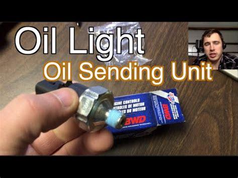 dodge, jeep, chrysler oil pressure switch oil sending unit