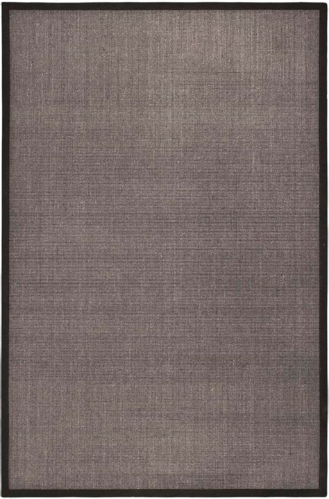 Safavieh Natural Fiber Charcoal Sisal Area Rugs Nf441d Sisal Area Rugs