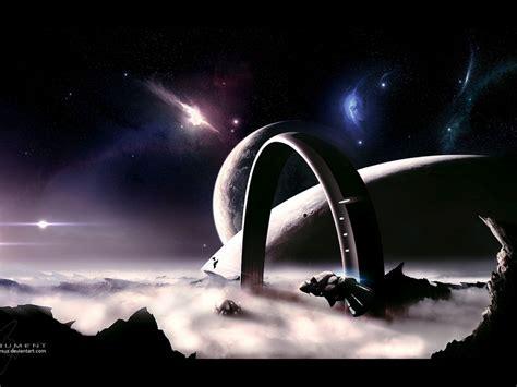 imagenes de paisajes futuristas monumento futurista wallpapers gratis imagenes