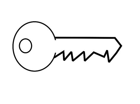 Key Outline Clip Free by Related Keywords Suggestions For Key Outline Clip