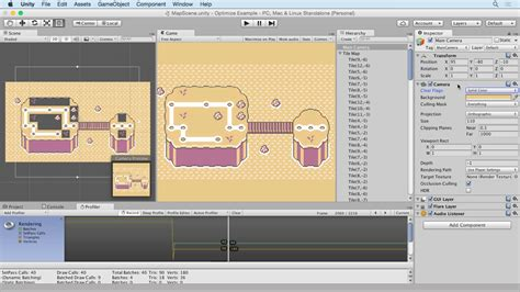 unity tutorial decal unity 5 2d optimizing graphics