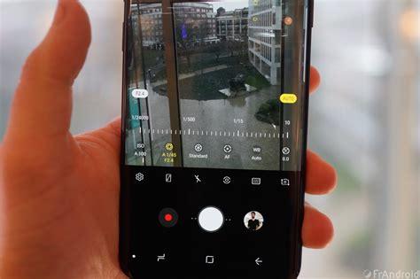 Samsung Galaxy S9 Samsung Galaxy S9 Voil 224 Ce Que Donne La Nouvelle 233 Ra