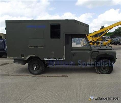 mod land rovers for sale land rover wolf 130 mod sales vehicles used