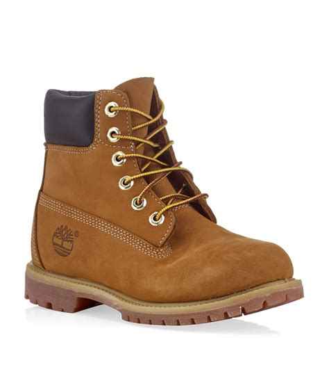 classic timberland boots for timberland classic premium waterproof boot in brown for