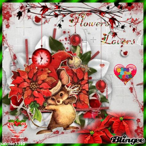 flower happy new year gif happy new year flowers picture 127228379 blingee