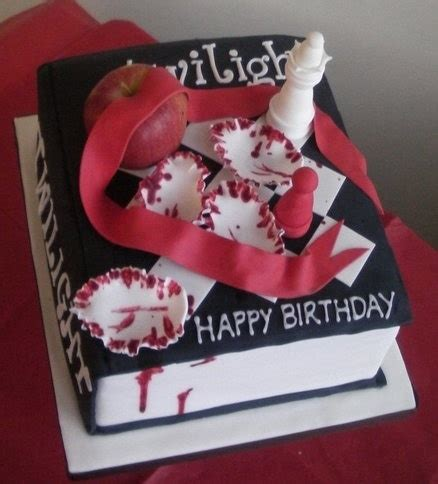 image coolest twilight book cake 5 21338906 jpg best 25 twilight cake ideas on pinterest twilight book