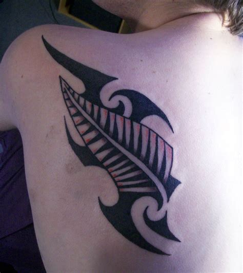 new zealand tribal tattoo designs new zealand silver fern designs new zealand
