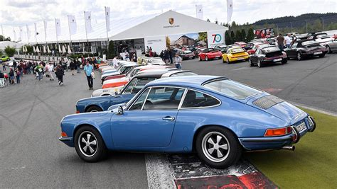 Porsche Grand Prix by 70 Years Of The Porsche Sports Car At The Avd Oldtimer