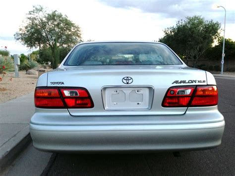 1999 Toyota Avalon 1999 Toyota Avalon Overview Cargurus