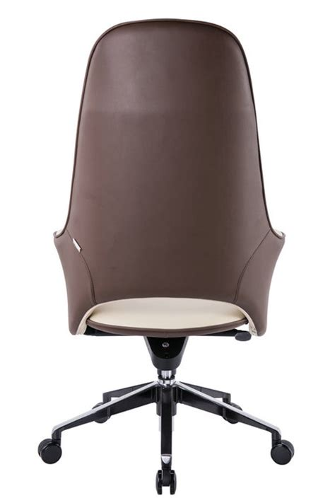 genuine leather chair pads singapore luxury brown genuine leather manager executive