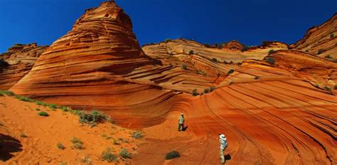 Stone Desert by South Coyote Buttes Tours Guides For Paria Canyon